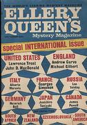 Ellery Queen's Mystery Magazine October 1967 Magazine