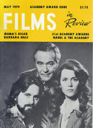 Films In Review Magazine May 1979 Magazine
