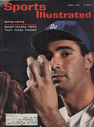 Sports Illustrated March 4, 1963 Magazine