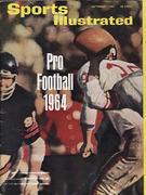 Sports Illustrated September 7, 1964 Magazine