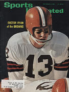 Sports Illustrated September 27, 1965 Magazine