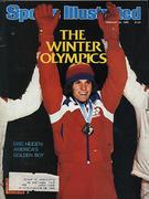 Sports Illustrated February 25, 1980 Magazine