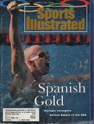 Sports Illustrated August 3, 1992 Magazine