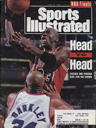 Sports Illustrated June 21, 1993 Magazine