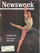 Newsweek Magazine April 19, 1965 Magazine