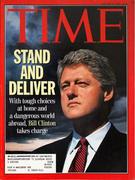 Time Magazine January 25, 1993 Magazine