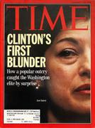 Time Magazine February 1, 1993 Magazine