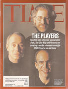Time Magazine March 27, 1995 Magazine