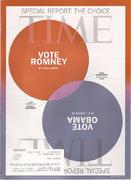 Time Magazine November 12, 2012 Magazine