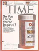 Time Magazine March 16, 2009 Magazine