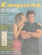 Esquire October 1, 1976 Magazine