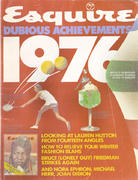 Esquire January 1, 1977 Magazine