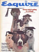 Esquire September 1, 1974 Magazine