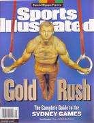 Sports Illustrated September 11, 2000 Magazine