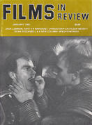 Films In Review Magazine January 1985 Magazine