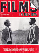 Films In Review Magazine December 1987 Magazine