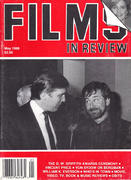 Films In Review Magazine May 1988 Magazine