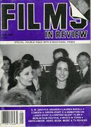 Films In Review Magazine June 1992 Magazine