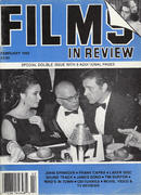 Films In Review Magazine February 1993 Magazine