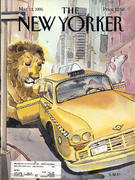 The New Yorker March 13, 1995 Magazine