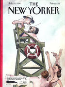 The New Yorker July 25, 1994 Magazine
