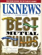 U.S. News & World Report February 7, 1994 Magazine
