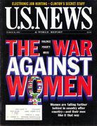 U.S. News & World Report March 28, 1994 Magazine