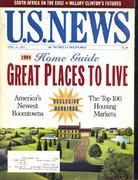 U.S. News & World Report April 11, 1994 Magazine