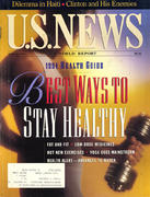 U.S. News & World Report May 16, 1994 Magazine