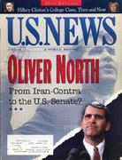 U.S. News & World Report June 6, 1994 Vintage Magazine