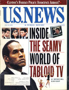 U.S. News & World Report July 25, 1994 Magazine