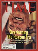 Time Magazine August 16, 1993 Magazine