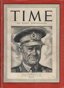 Time Magazine October 14, 1940 Magazine