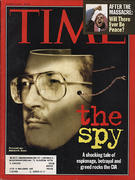 Time Magazine March 7, 1994 Magazine