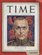 Time Magazine August 23, 1943 Magazine