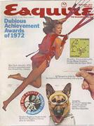 Esquire January 1, 1973 Magazine