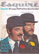 Esquire September 1, 1973 Magazine