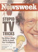 Newsweek Magazine October 11, 1993 Magazine