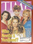 Time Magazine August 28, 2000 Magazine