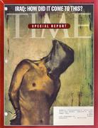 Time Magazine May 17, 2004 Magazine