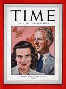 Time Magazine July 18, 1949 Magazine