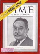 Time Magazine October 24, 1949 Magazine
