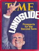 Time Magazine November 20, 1972 Magazine