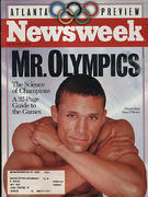 Newsweek Magazine July 22, 1996 Magazine