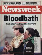 Newsweek Magazine February 14, 1994 Magazine