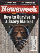 Newsweek Magazine April 11, 1994 Vintage Magazine