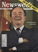Newsweek Magazine April 29, 1968 Magazine