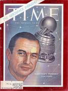 Time Magazine October 27, 1961 Magazine
