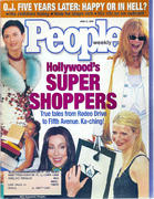 People Magazine June 21, 1999 Magazine
