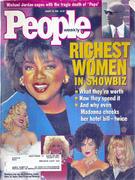 People Magazine August 30, 1993 Magazine